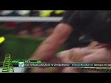The Shield (Сет Роллинс и Роман Рейнс) (с) vs. The Usos (Джимми Усо и Джей Усо) -  Tag Team Match 2 on 2 за Командное Чемпионство WWE - Money in the Bank 2013 (KickOff)